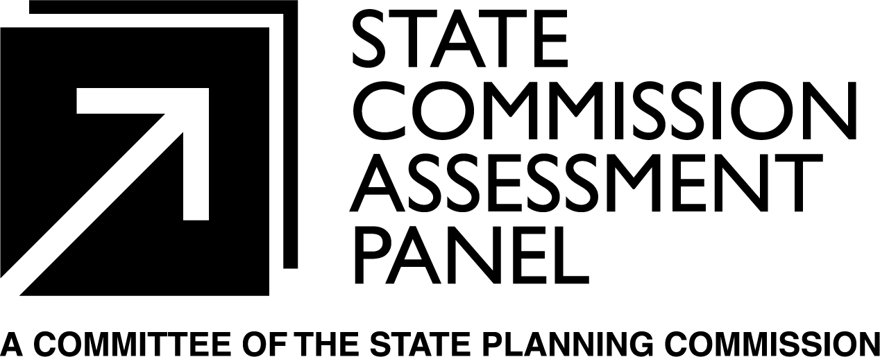 State Commission Assessment Panel (SCAP) logo